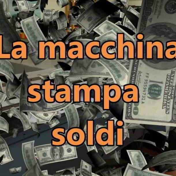 la macchina capace di stampare i soldi per la tua azienda