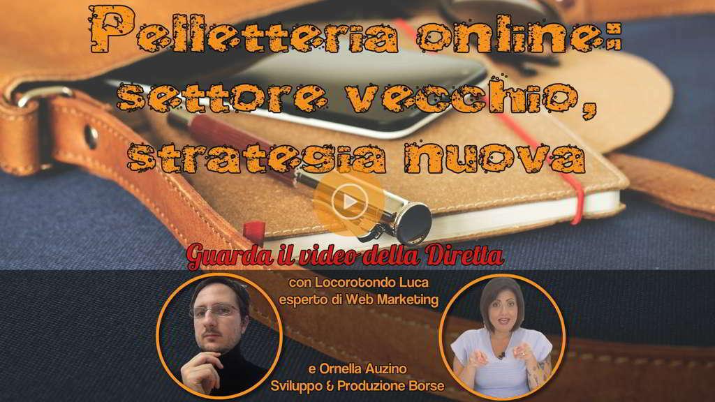 ornella auzino borse diretta live