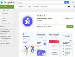 Scaricano Immune System pensando sia Immuni, l'app nazionale sul Covid-19