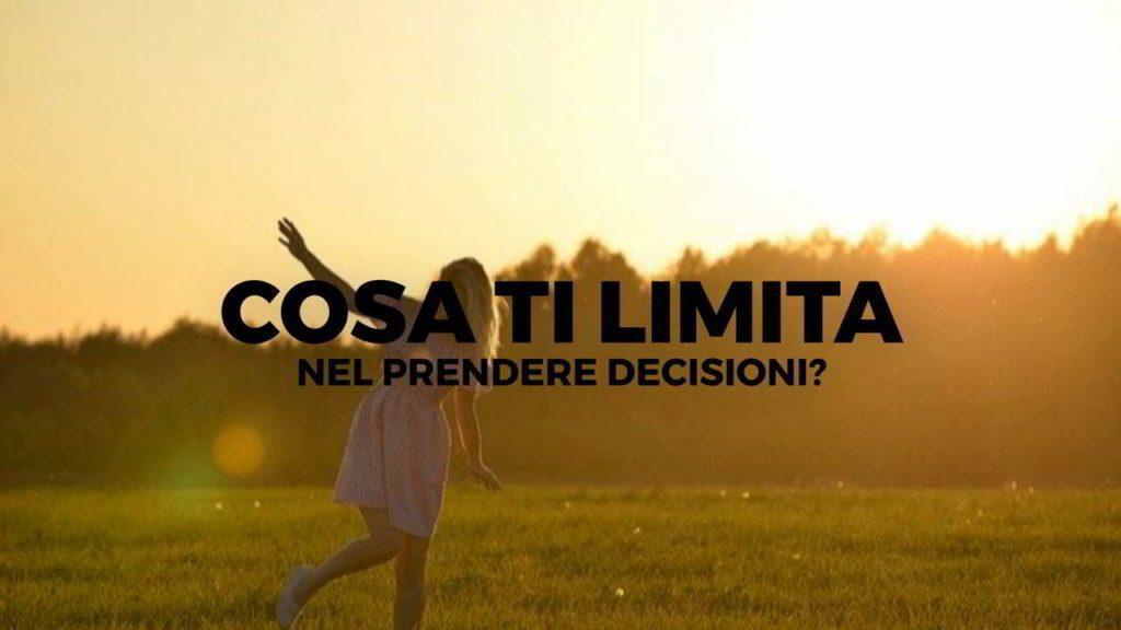 Cosa ti blocca dal prendere decisioni per la tua attività? Diretta Live a Isabel Colombo di Find Your Wild