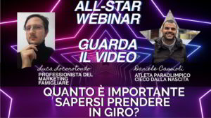 Daniele Cassioli: quanto è importante sapersi prendere in giro? – All-Star Webinar